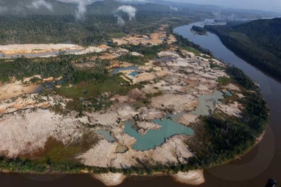 Minería Canaima Brasil
