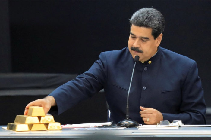 Nicolás Maduro promueve agenda ambientalista mientras destruye el Orinoco