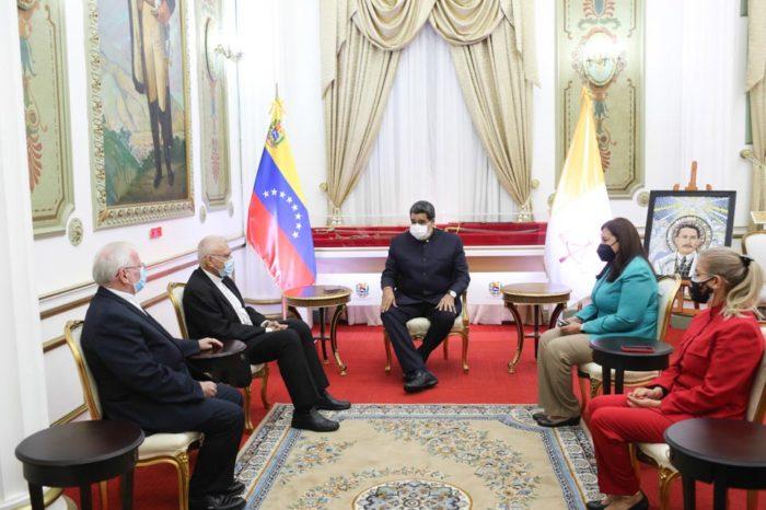 Nicolás Maduro agradeció a la Iglesia la beatificación de José Gregorio Hernández