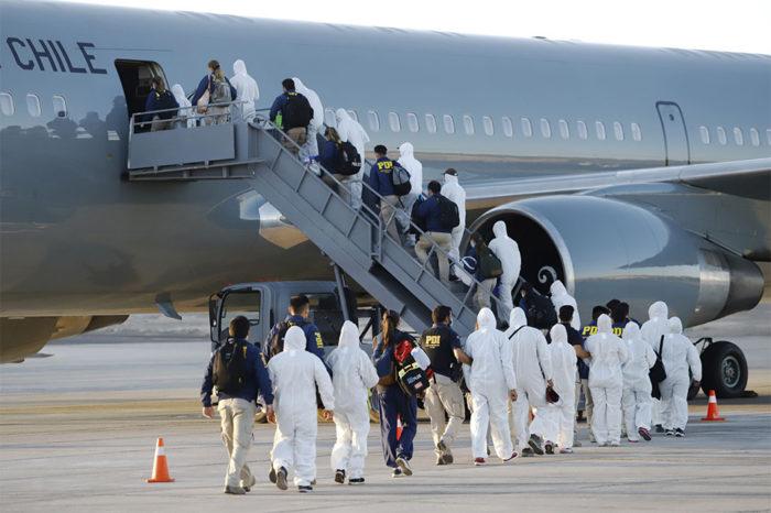 ONU deportaciones Venezolanos Chile