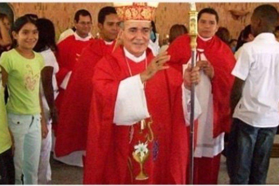 Obispo emerito diocesis Barcelona Ortega herrera