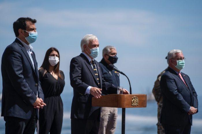 Sebastián Piñera Chile migraciones