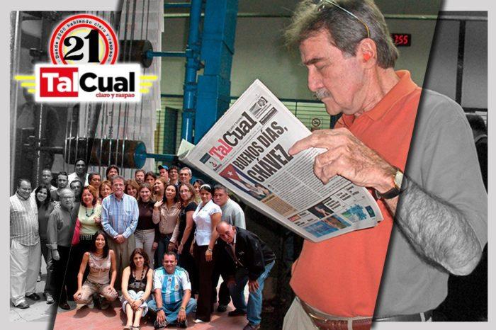 TalCual Omar Pinerda Opinion Aniversario 2021