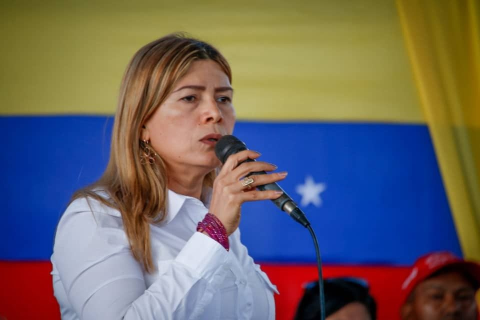 Yannelys Patiño covid-19 PSUV