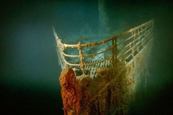 Vueltas que da la vida Titanic