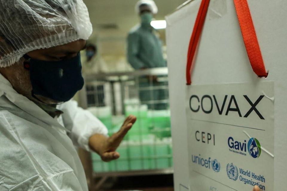 En defensa de Covax vacunas