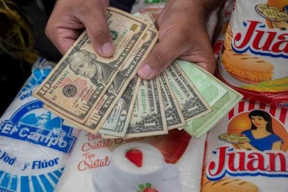 Venezuela dolarización dólar