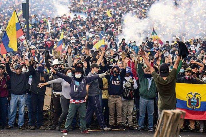 El gasolinazo en Ecuador