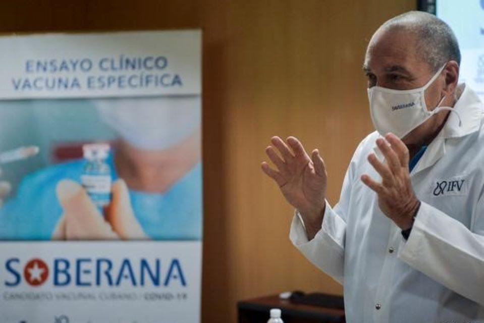 La vacuna cubana