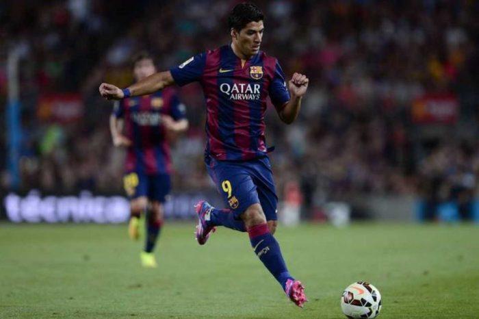 en el fútbol Luis Suárez