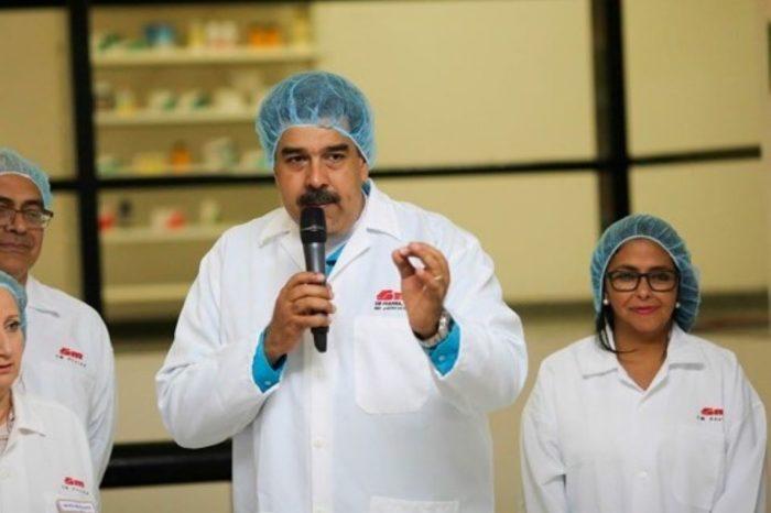 La pandemia conveniente Maduro
