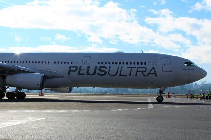 plus ultra avion