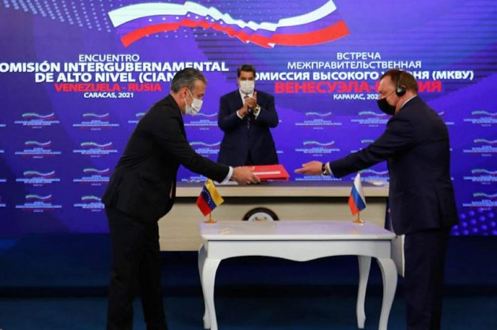 Los acuerdos secretos con Rusia