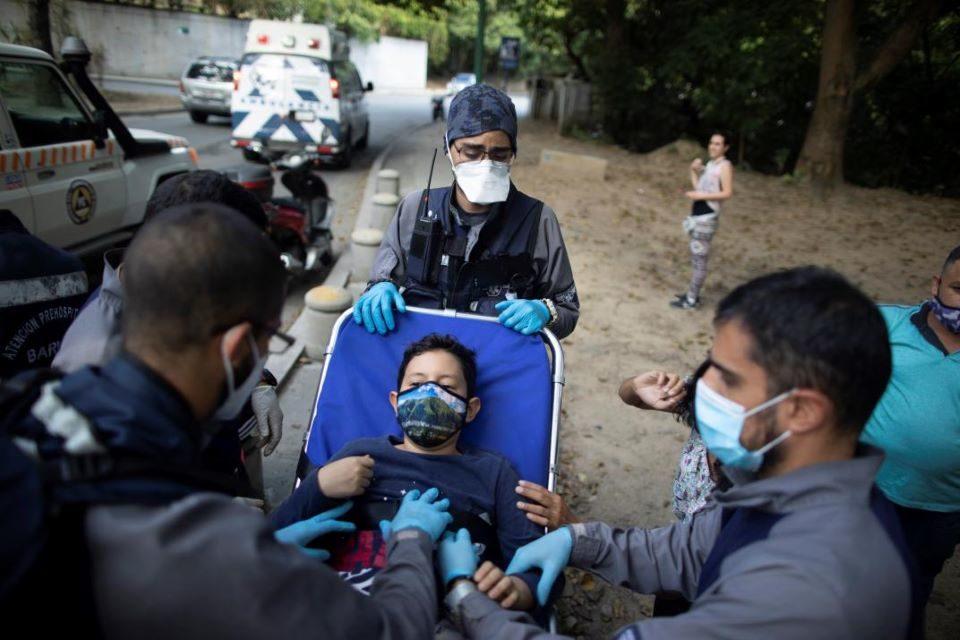 Las vacunas covid . Latinoamérica