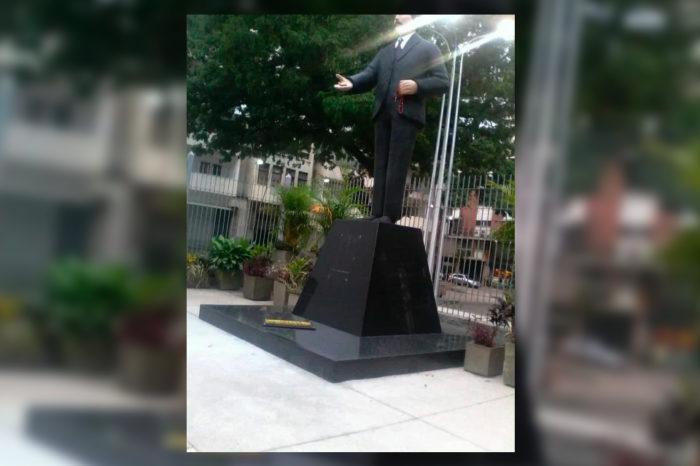 Estatua Dr. José Gregorio Hernández