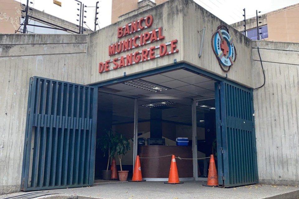 Banco de sangre Venezuela VOA