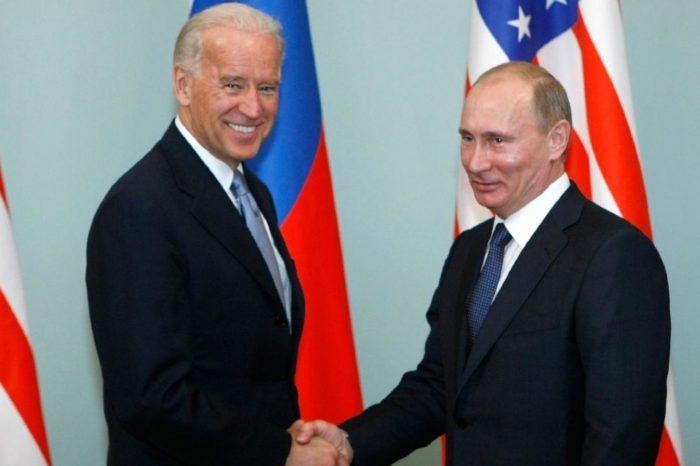 Biden Putin EEUU Rusia Archivo