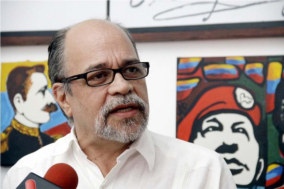 Pedro Calzadilla - cne