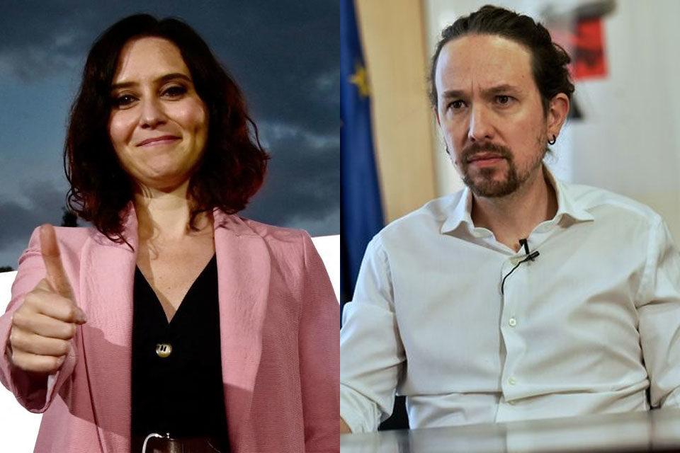 Isabel Díaz Ayuso gana las elecciones regionales de Madrid con el Partido Popular