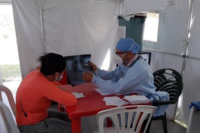 Médicos Sin Fronteras - estado Bolívar