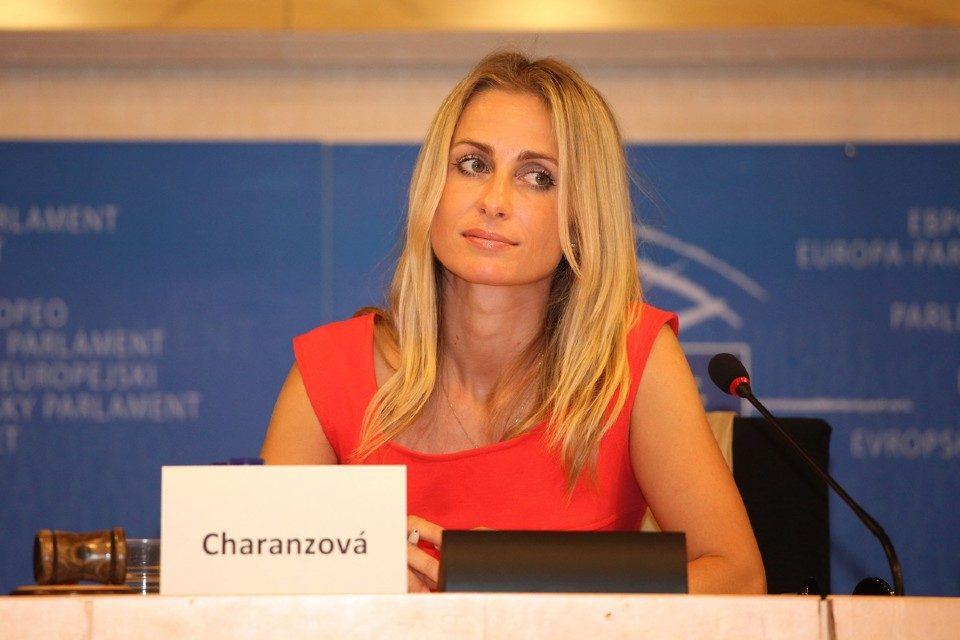Dita-Charanzová Parlamento Europeo UE