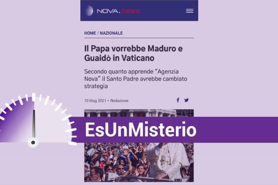 Espaja Vaticano reunion papa