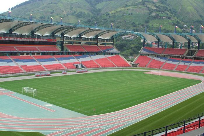 Estadio de fútbol Mérida