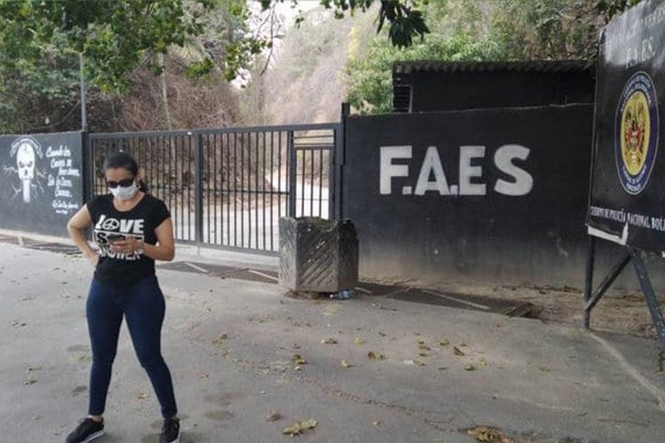 Presos políticos son trasladados de sede de Las FAES