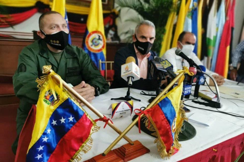 Freddy Bernal colombia
