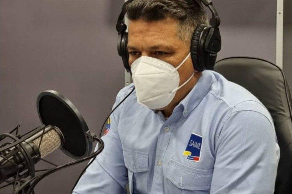 Gustavo Vizcaino Saime