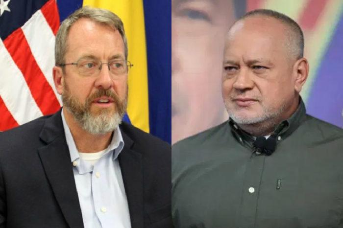 James Story cuestiona a Diosdado Cabello
