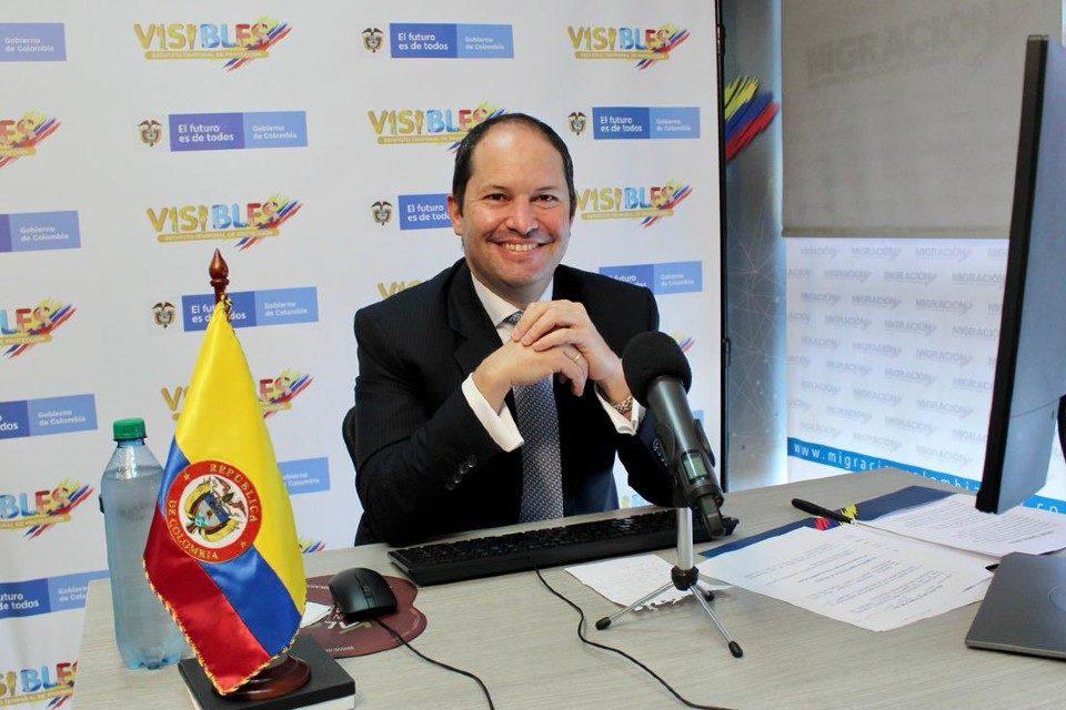 Juan Francisco Espinosa Colombia