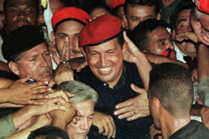 Superando el efecto Chávez