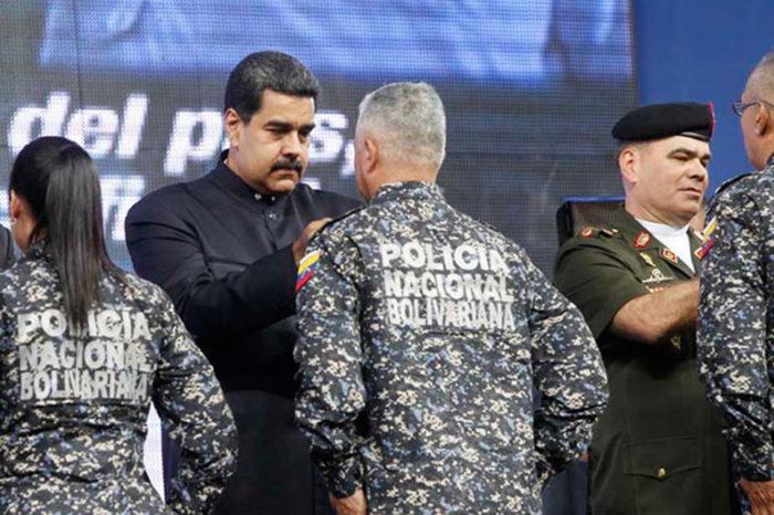 Maduro y la reforma policial PNB