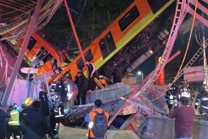 Mexico metro fallecidos 04.05.2021