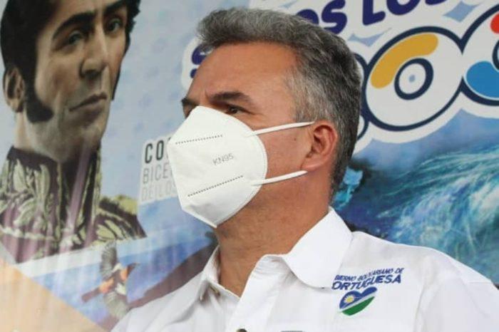 Rafael Calles Portuguesa gobernador covid