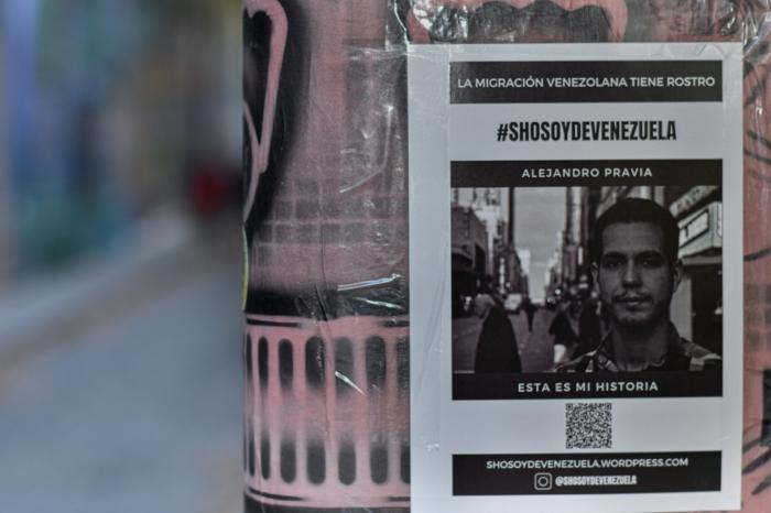 Los rostros detrás de las cifras de migrantes venezolanos en Argentina
