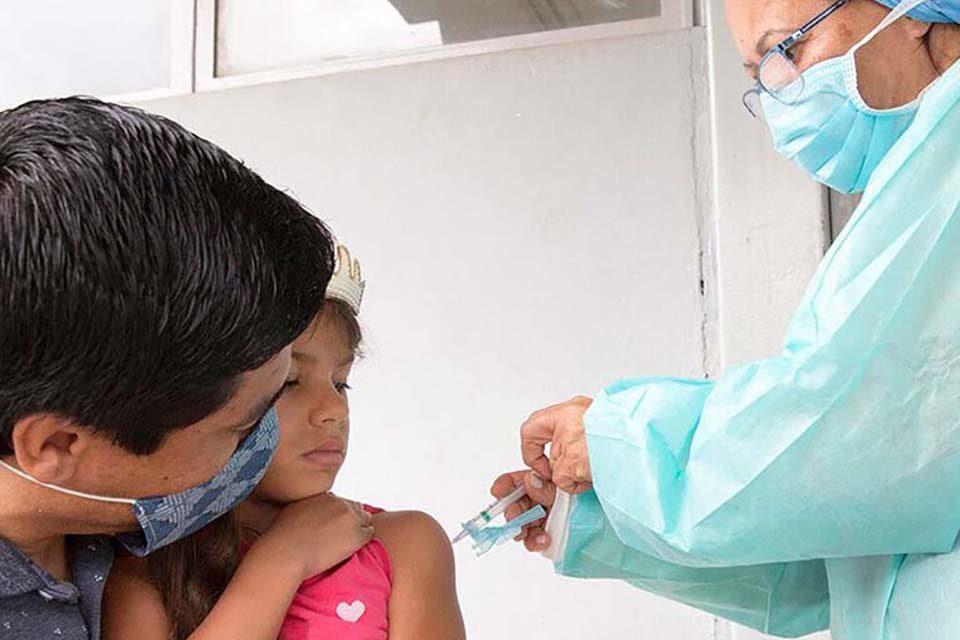 vacunación para Jornada de Las Américas