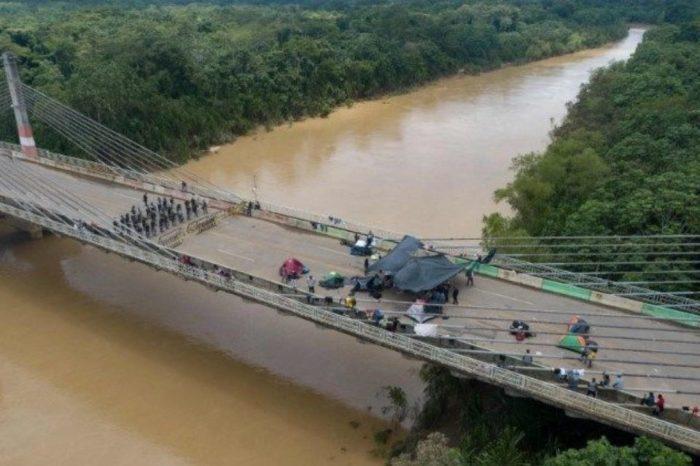 El puente que unirá Brasil con el Pacífico