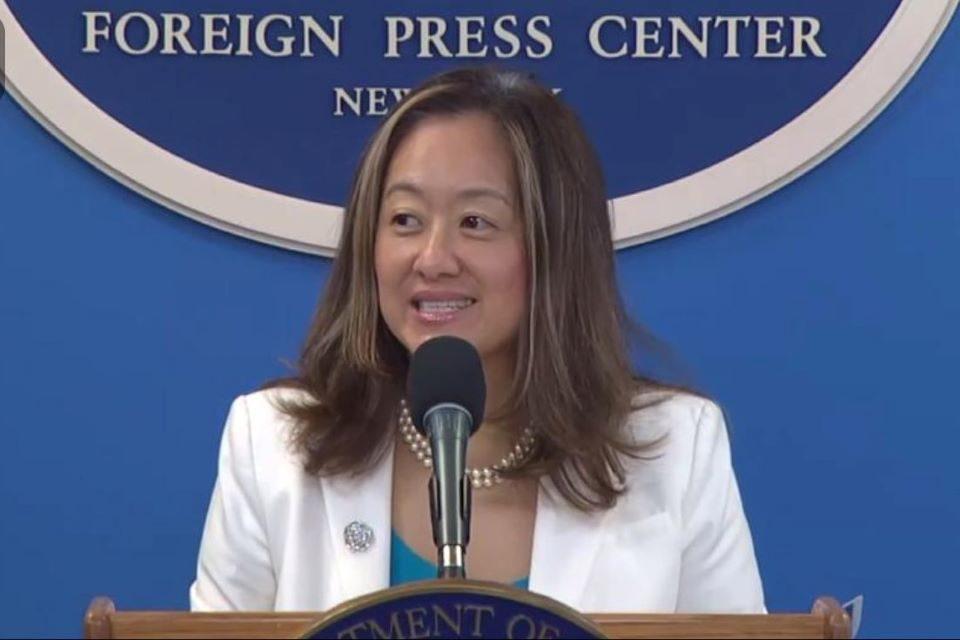 El viraje electoral Julie Chung