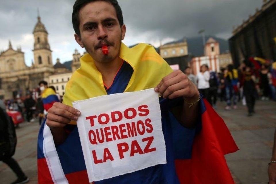 ¿Colombia como Venezuela?