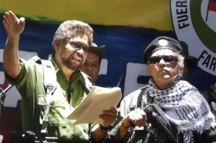 Drogas, FARC, ELN y paramilitares
