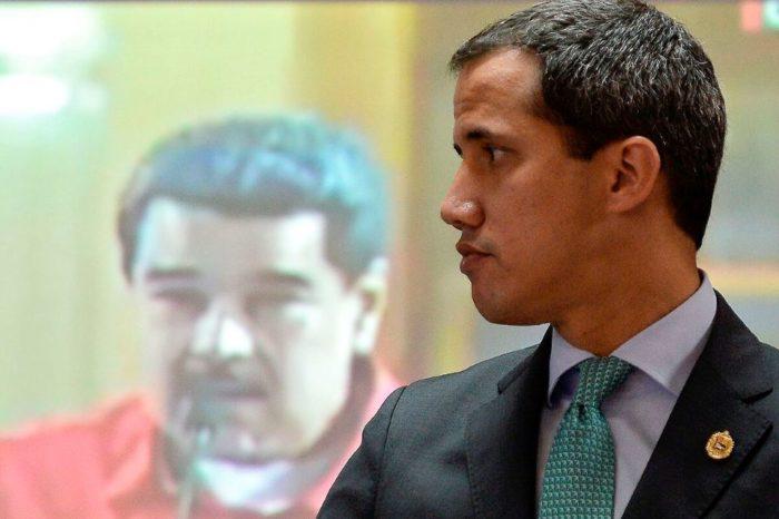 A negociar Guaidó Maduro