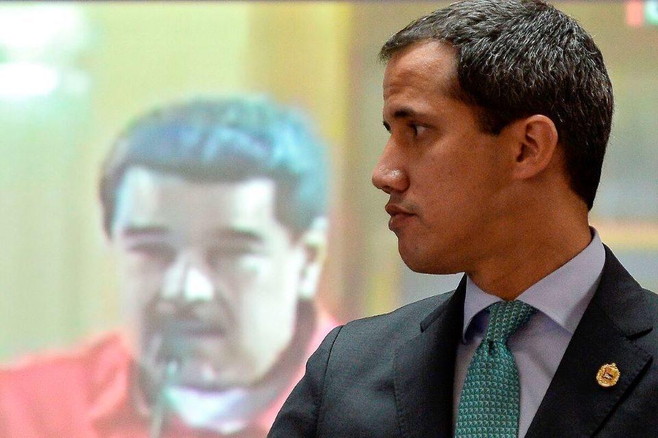 A negociar Guaidó Maduro protectorados persecución