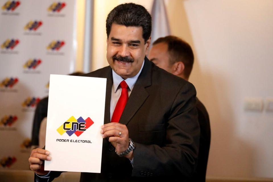 Premisas Maduro CNE oposición