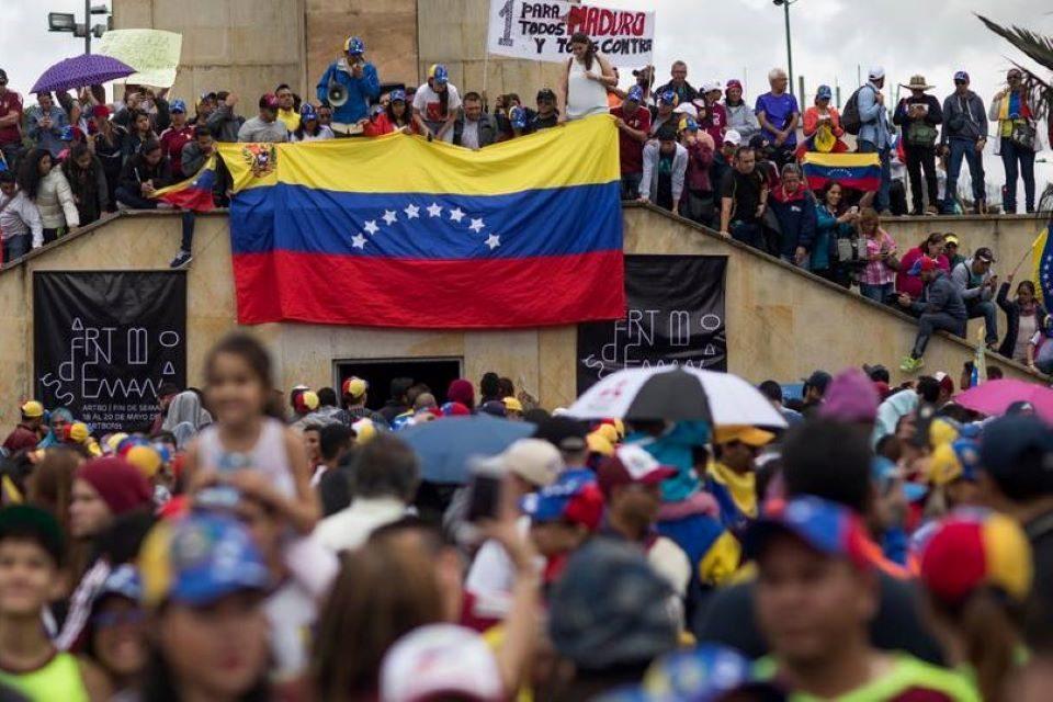 ¿Existe una gobernanza migratoria sudamericana? venezolanos colombia migrantes Latinoamérica Venezuela