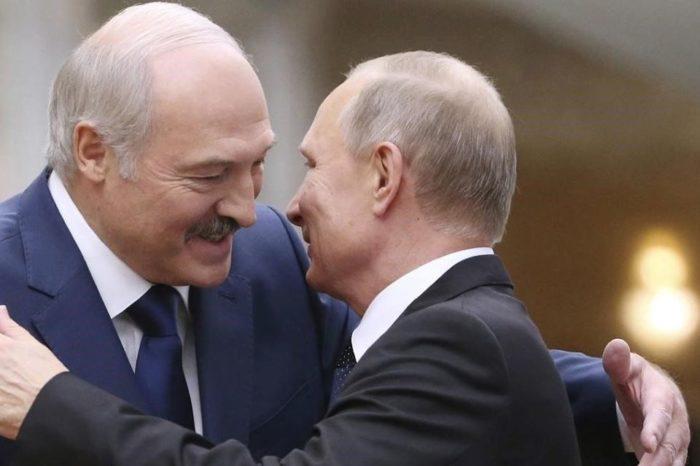 Lobos sin piel de oveja Lukashenko