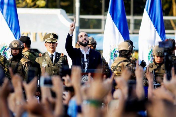Bolsonaro, Bukele y Fujimori