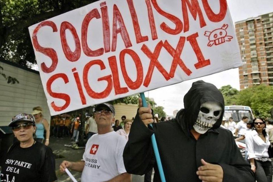 El 1° de mayo y la impostura socialista, por Luis Alberto Buttó