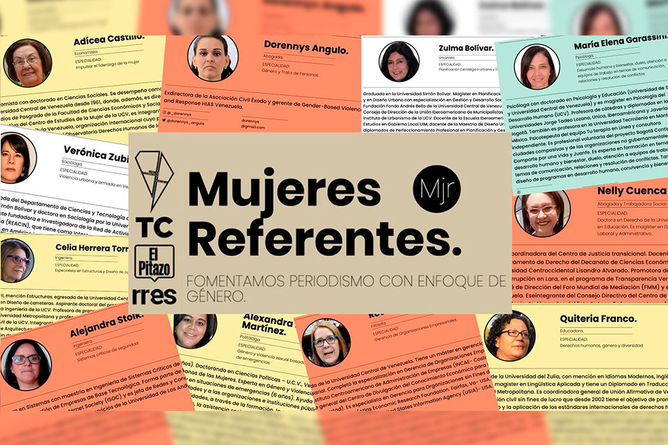 Mujeres Referentes